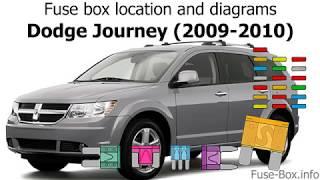 [ZSVE_7041]  Fuse box location and diagrams: Dodge Journey (2009-2010) - YouTube | Dodge Journey Fuse Box Diagram |  | YouTube