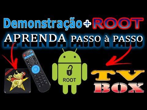 Root ? Como fazer Root no TV Box  NOVOS ARQUIVOS ABAIXO!