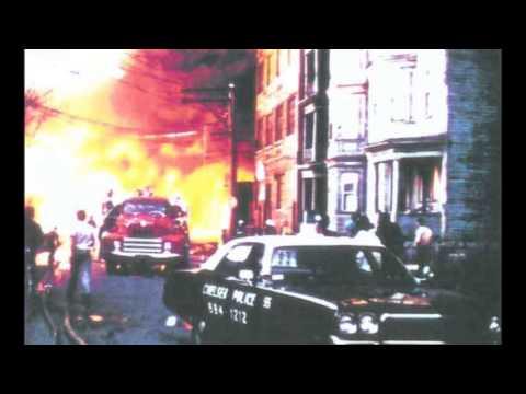 1973 Chelsea FD Confligration timeline slide show