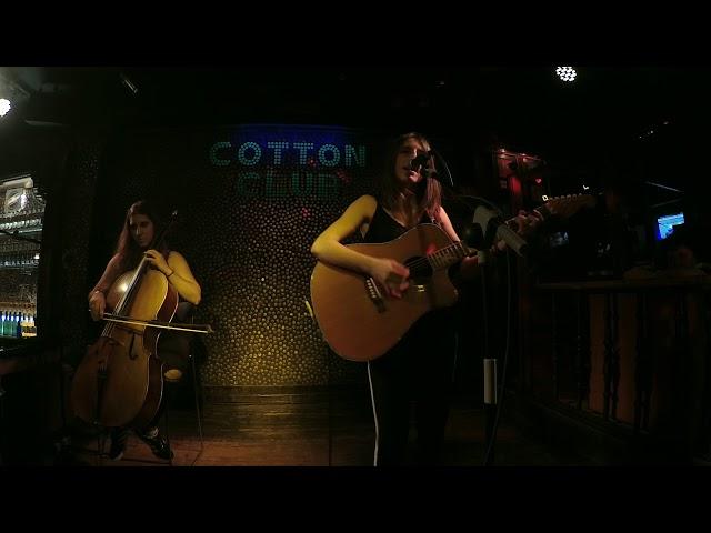 Janire bermejo en directo en Cotton Club Bilbao Por qué te vas?