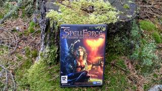 Spellforce Shadow of the Phoenix Unboxing (PC) ENGLISH