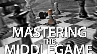 Time to MASTER the Middlegame!  - GM Damian Lemos (EMPIRE CHESS)