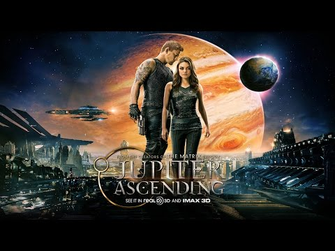 Jupiter Ascending: Skyline Escape (by Warner Bros.) - iOS / Android - HD Gameplay Trailer