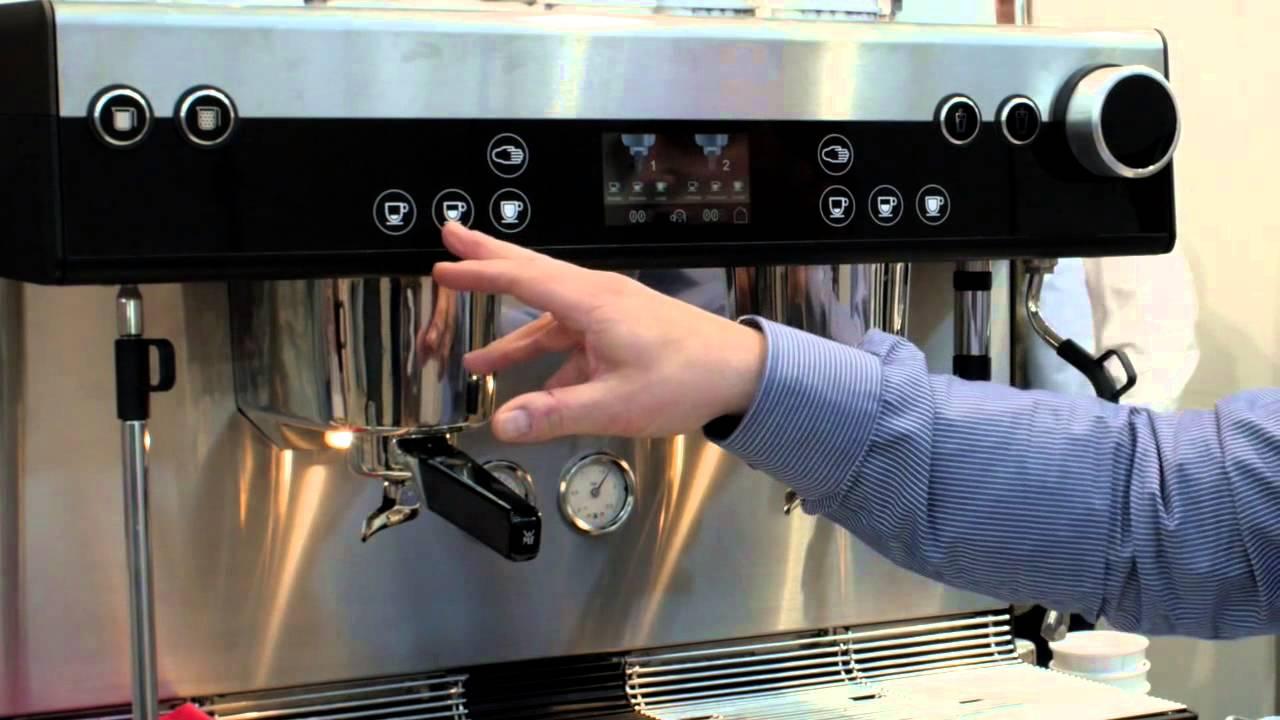 Wmf Espresso Our Award Winning Hybrid Commercial Coffee Machine