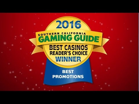 Southern California Players Vote Soboba Casino the Best!