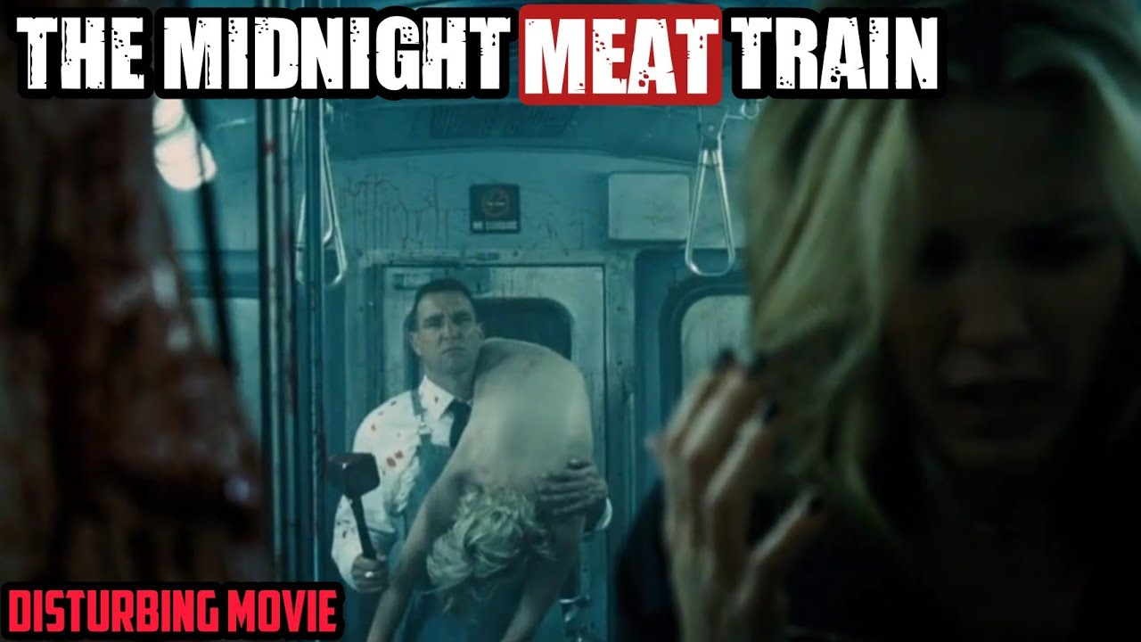 Download The Midnight Meat Train (2008) Explained in Hindi | Horror and Slasher Movie | Hollywood Explain