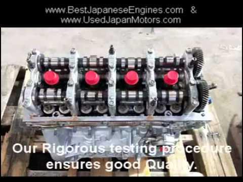 Low mileage Japanese Engines, Honda Engines & Toyota Engines