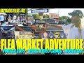 FLEA MARKET ADVENTURE #62 (Retro Video Games, Vintage Toys, local artits)