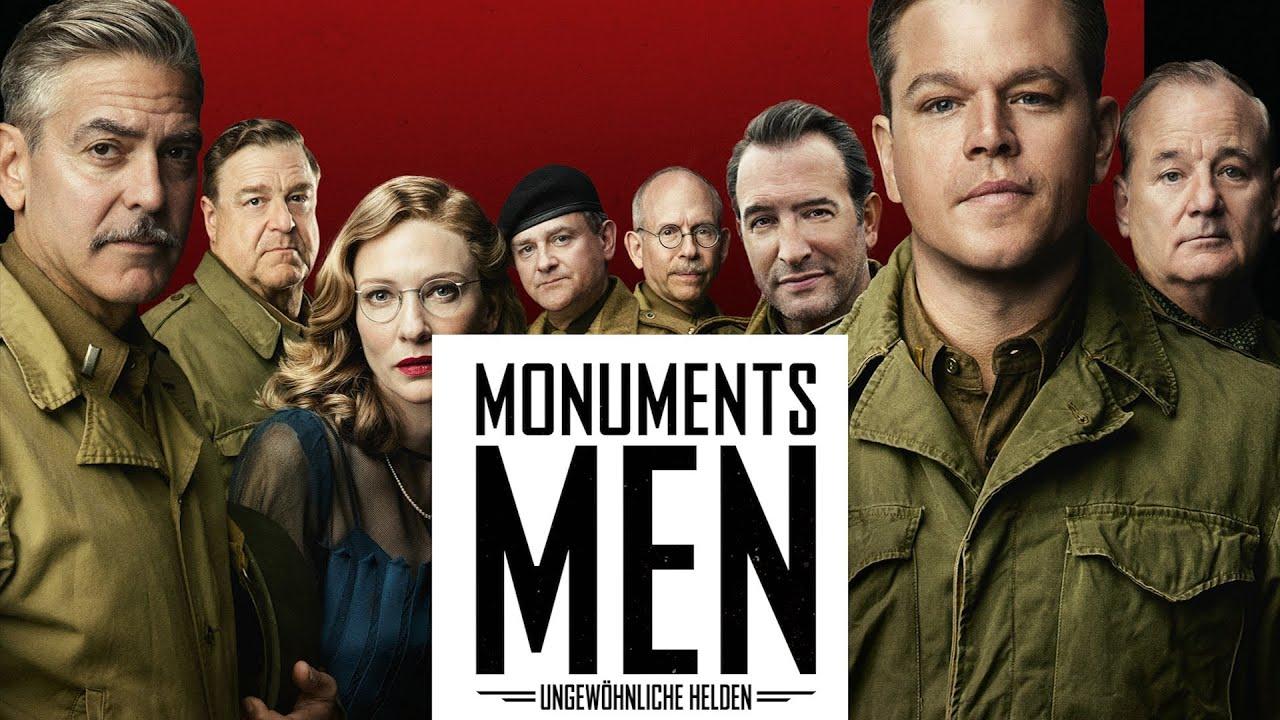 Monuments Mens Kritik