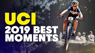 The Most Intense Momęnts of Cross Country Racing in 2019 | UCI XCO Mountain Bike World Cup