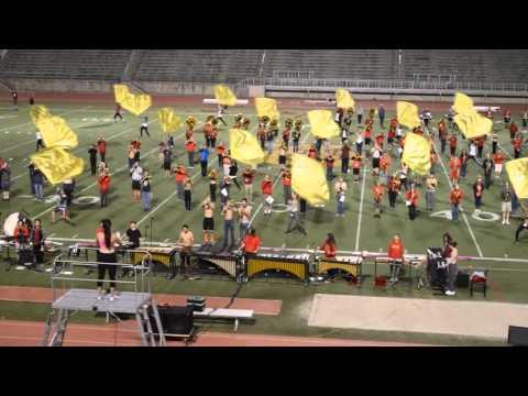 Mt. Carmel High School Band and Color Guard Shirtless Last Run