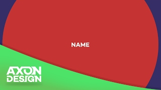 [AE] 2D Intro Template #1 - by Axon