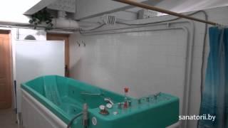 ОЦ Свитанок - подводный душ-массаж, Санатории Беларуси