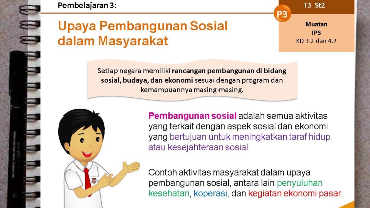 Contoh Aktivitas Masyarakat Dalam Upaya Pembangunan Sosial Budaya Jawa