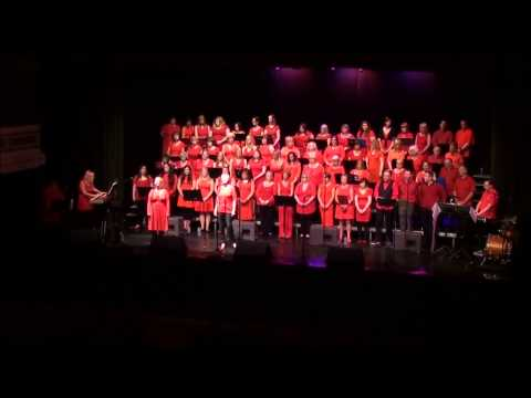 BEDSHAPED by Keane - The Heart of Scotland Choir Live @ The Alberts Halls