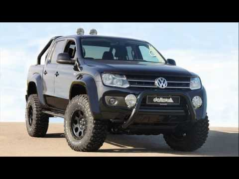 volkswagen amarok off road