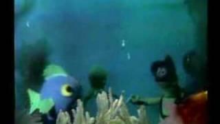 Sesamstrasse Kermit der Frosch - Im Garten eines Kraken.flv