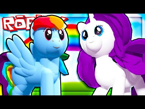 My Little Pony Friendship Is Magic Cute Roleplay Game