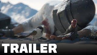 PUBG Snow Map Vikendi Trailer - The Game Awards
