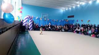 Соревнования по художественной гимнастике маленькие дети.