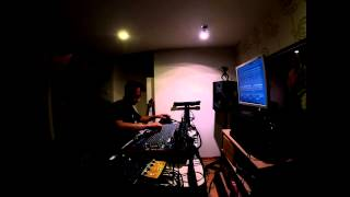 Gary Clunk en Mexico *The Heavy Dub Tour*