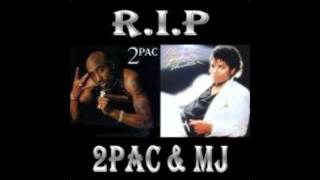 2Pac & Michael Jackson - All I Do Is Think Of You (D-Ace Remix) Rare Remixes