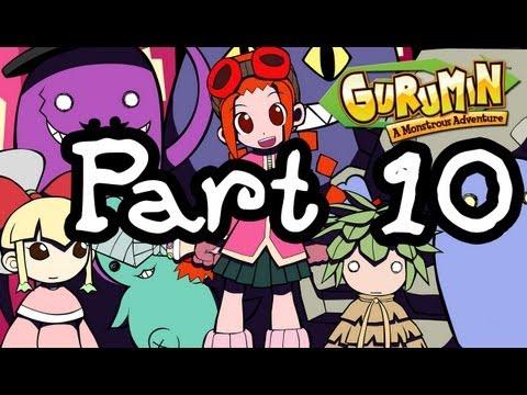 Gurumin: A Monstrous Adventure (PSP) Walkthrough Part 10 |