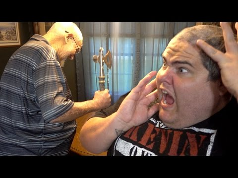 THE WORST HAIRCUT EVER!! (PRANK)