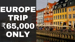 Rs. 65,000 - Norway, Sweden &  Denmark - 12 Nights - Intro Video -  My Budget Europe Trip