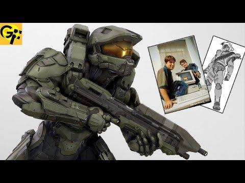 How Two Jobless Nerds Created HALO.