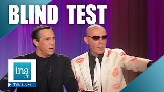 Les blind tests de Thierry Ardisson #4 | Archive INA