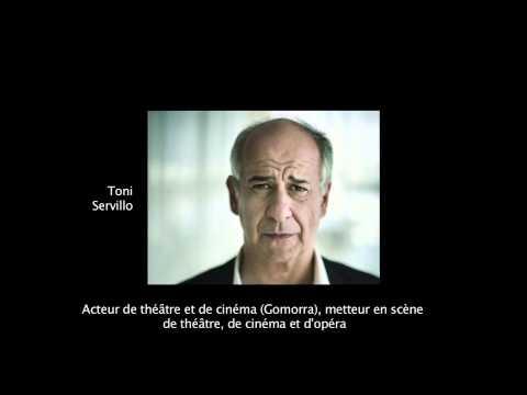 Entretien avec TONI SERVILLO, acteur et réalisateur italien