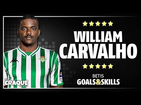 WILLIAM CARVALHO ● Betis ● Goals & Skills