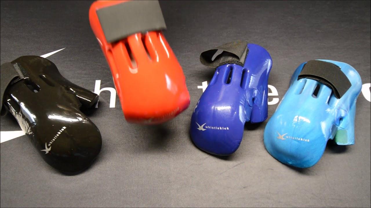 whistlekick Original Martial Arts Sparring Gloves - Sparring Gear Hand Gear