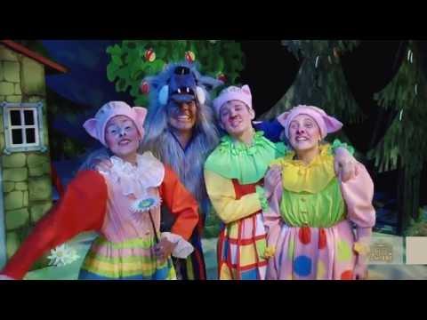 Веселые братья Детский спектакль Иркутского драмтеатра