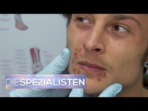 Ein intimes Problem | Auf Streife - Die Spezialisten | SAT.1 TV