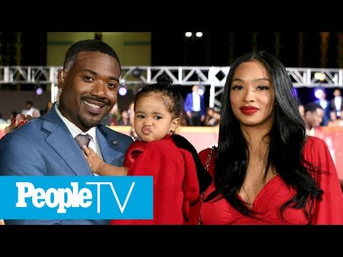 Ray J's Pregnant Wife Princess Love Claims He Left Her And Daughter 'Stranded'   PeopleTV