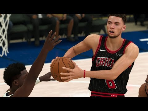 NBA Today 1/29 Chicago Bulls Vs Indiana Pacers Full Game Highlights | NBA 2K