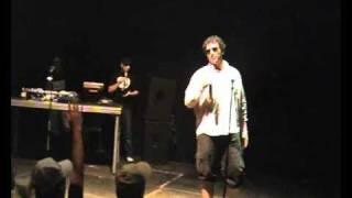 King Orgasmus One & (God)silla  live in Berlin 2006