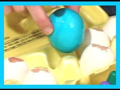Easter Egg Ideas -How to Make Cascarones