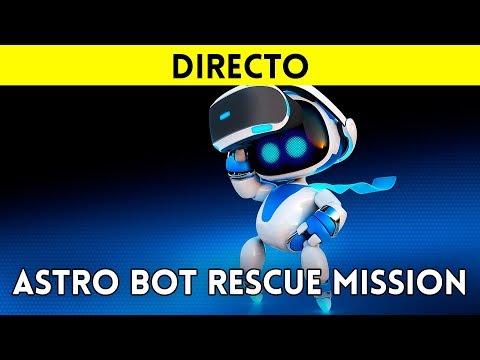Streaming Espanol Astro Bot Rescue Mission Vr En Ps4 Pro El Mejor