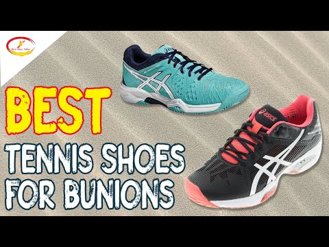 Top 10 Best Tennis Shoes for Bunions Reviews 2020 – Buyer's Guide