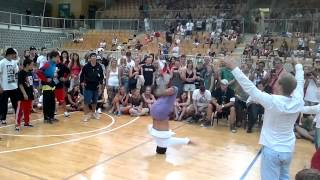IDO European Championship 2012 - Breakdance Teams Finals