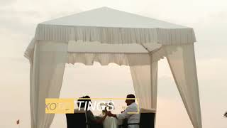 Fresh Catch and Speciality dining at Riverside, The Leela Goa