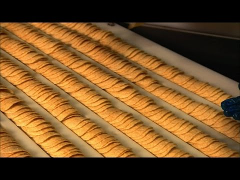 Stackable Potato Chips   How It's Made