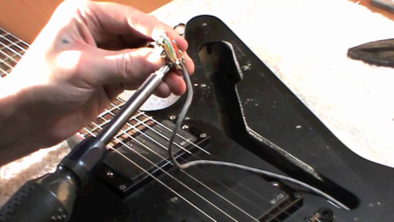 How to repair a toggle switch