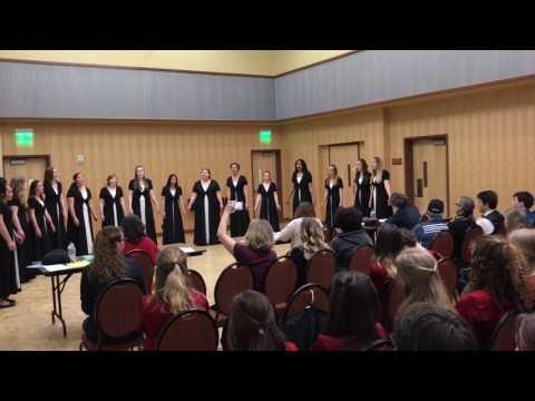 Spanaway Lake High School Women's Ensemble State Performance 2017 - 3rd Place