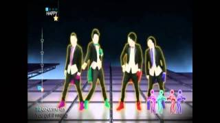 Just Dance 4 ''What's make you beautiful''(One direction)