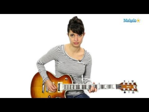 How To Play A C Major Seven Cmaj7 Chord On Guitar Youtube