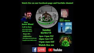 Paranormal Soup Ep 168 guest June Ahern